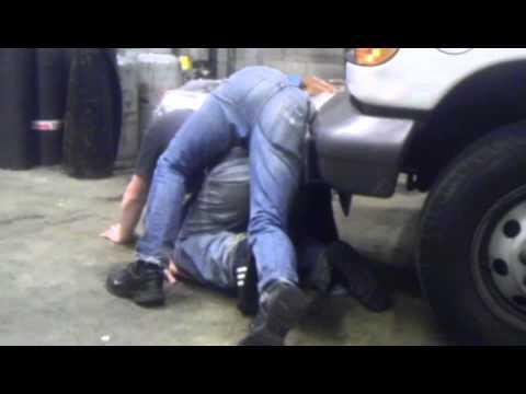 Bad Ass Street Fight 5