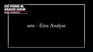 ARTE – Eine Analyse | #25JahreARTE