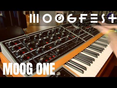 Moogfest 2019  Moog One With Amos Gaynes