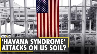 'Havana Syndrome' attacks on US soil?