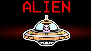 Download among us NEW ALIEN ROLE (mods)