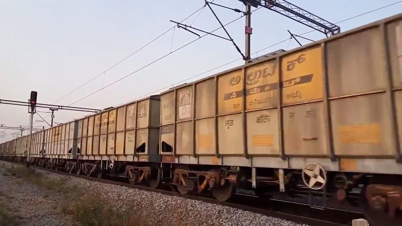 Birla Cement Transport : King of fright carrier twin beast wdg d hauling