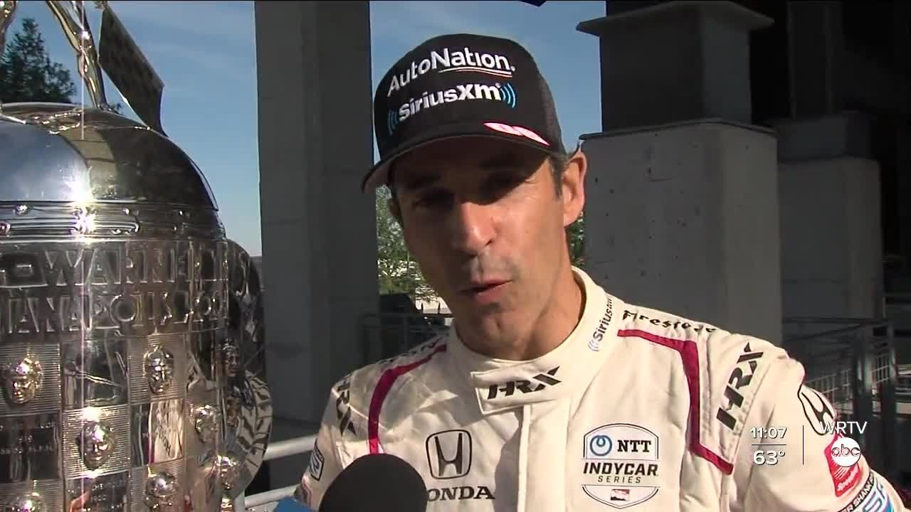 Helio Castroneves wins Indy 500 for 4th time