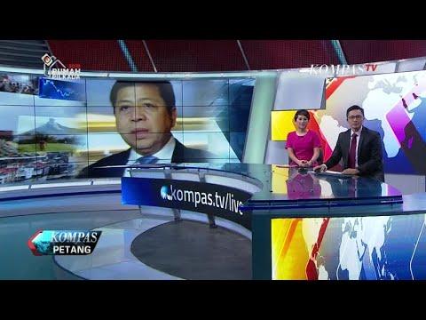 Jaksa Hadirkan 4 Saksi dalam Sidang Setya Novanto
