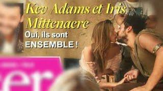 KEV ADAMS EN COUPLE AVEC MISS UNIVERS ?!