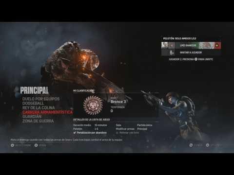 Solucion Error Bigelowe Gears Of War 4 - MP3 MUSIC DOWNload