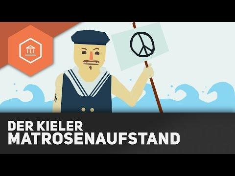 Der Kieler Matrosenaufstand - Der Beginn der Weimarer Republik durch die Novemberrevolution 1918