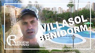 Camping Review Camping Villasol Benidorm camping & resort opiniones del camping