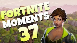 FIRST EVER COLLATERAL SNIPE!! | Fortnite Daily Funny and WTF Moments Ep. 37