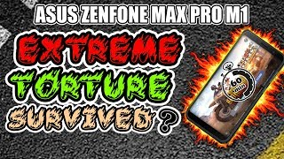 Asus Zenfone Max Pro M1 Extreme Performance Test, Will It Survive? #GFRP #Giveaway