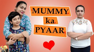 MUMMY KA PYAAR | Emotional Short Movie | Aayu and Pihu Show