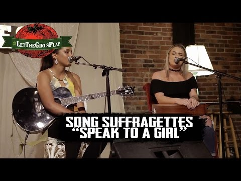 "#LetTheGirlsPlay: Tim McGraw & Faith Hill, ""Speak to a Girl"""