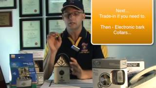 How Do Barking Dog Collars Work. Citronella, Ultrasonic And Electronic