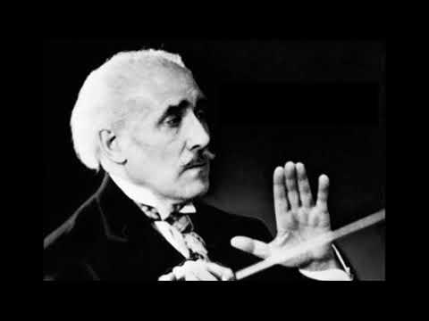 """Brahms """"Serenade No 1"""" Arturo Toscanini"""