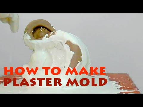 How To Make Plaster Mold For Ceramic Sculpture