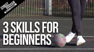 3 SKILLS for Beginners