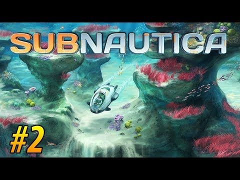 Subnautica Part 2 Fragments+Aurora Explosion