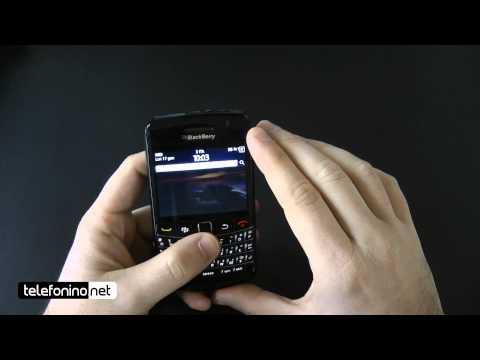 Rim BlackBerry 9780 videoreview da Telefonino.net