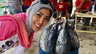 ( TRAVEL ) PANTAI SADENG BEACH FISH MARKET PASAR IKAN ANAK KECEMPLUNG LAUT SELATAN MAKAN BARENG ENAK