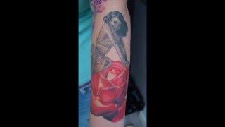 Pinups Tattoos Gallery