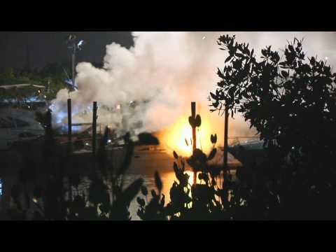 Clearwater Yacht Fires 6 17 11