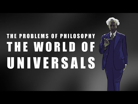 Russell: The World of Universals