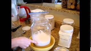 Chef Janie's Best Gluten Free Flour Mix