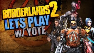borderlands 2 lets play   ep 12 lets try a zero