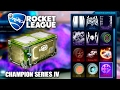 Rocket League Crate Opening PAINTED WHEELS