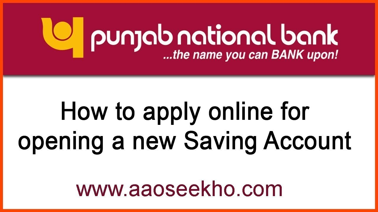 how to apply online banking in pnb