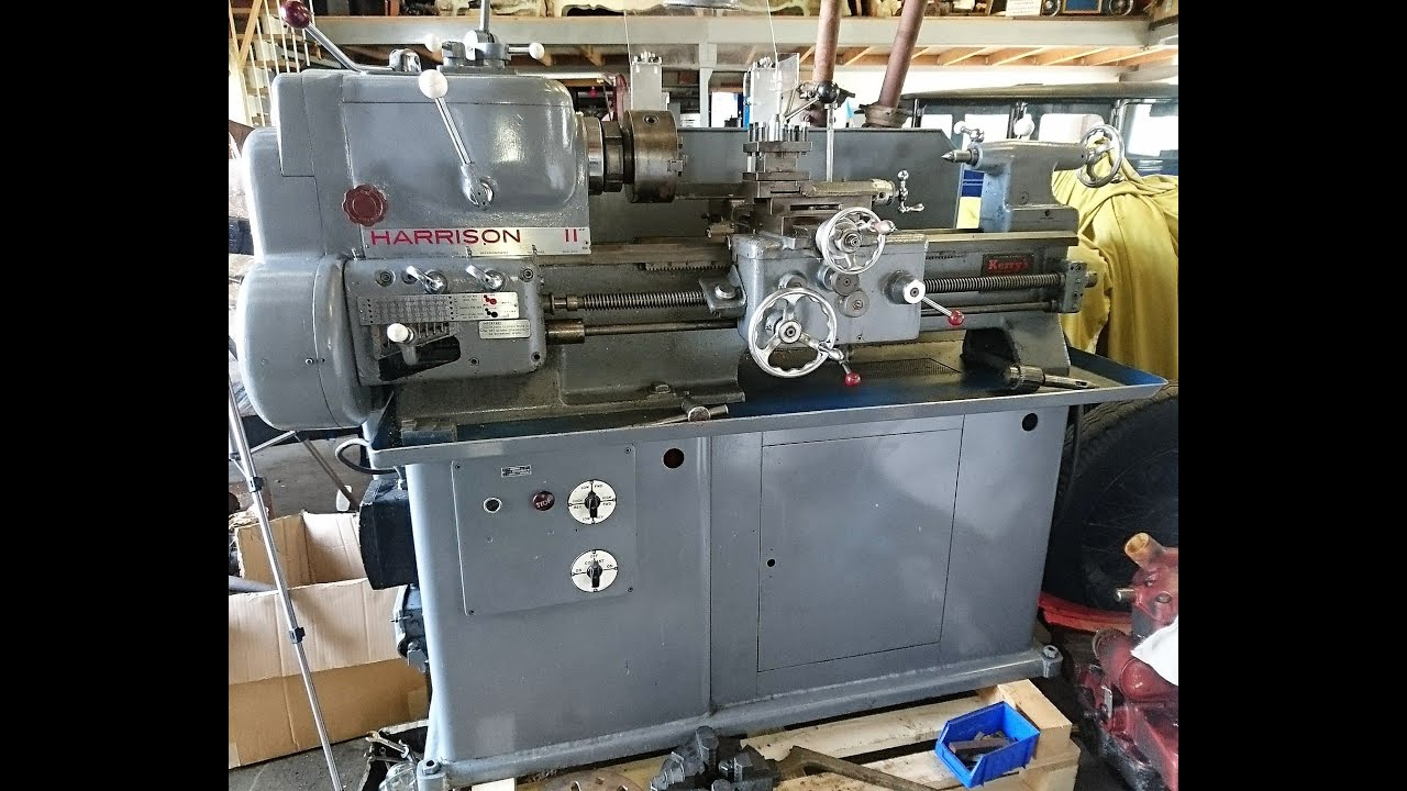Lathe For Sale >> Harrison L5a 11 Lathe For Sale Screwcutting Machine Tool Engineering Colchester Myford Ebay