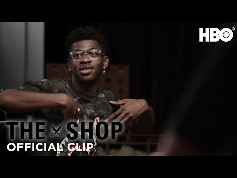 Ayyde - Lil Nas X Explains Why He Came Out on HBO's 'The Shop'