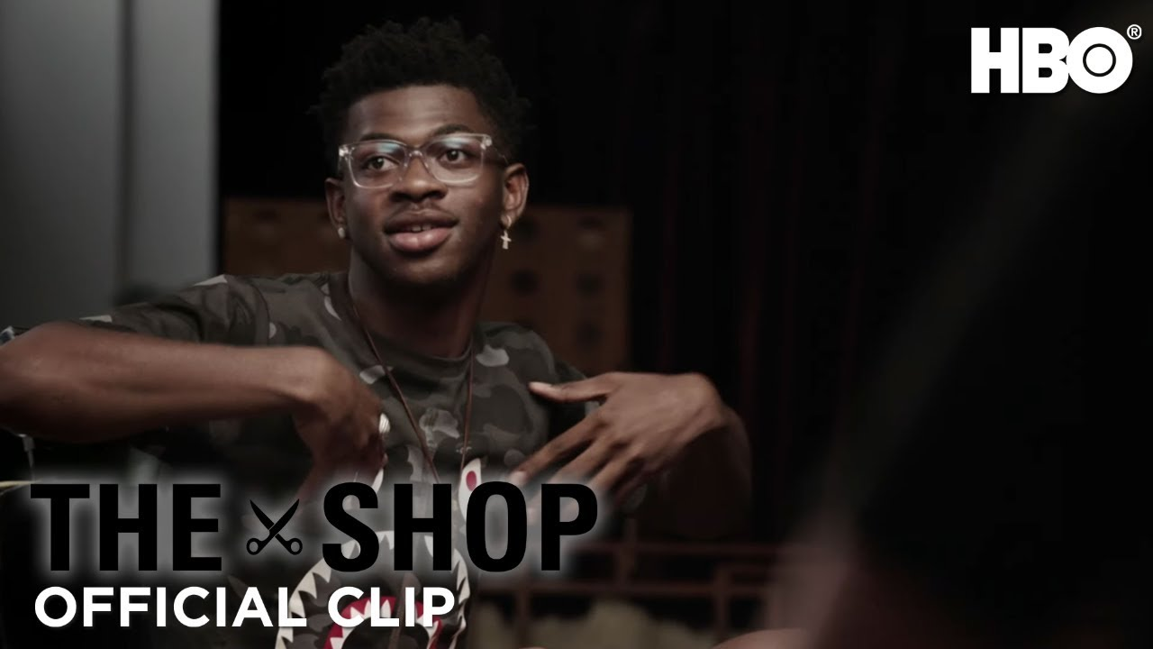 The Shop: UNINTERRUPTED | Lil Nas X on