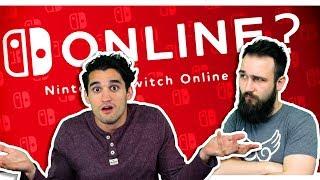 【 Nintendo Online 】First Impressions - Nintendo Switch Online - Is It Worth It?!