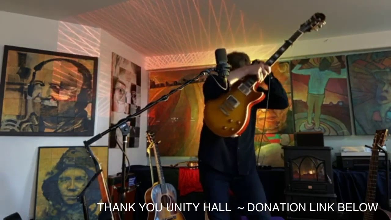 Joe Crookston Unity Hall Live Concert from Ithaca