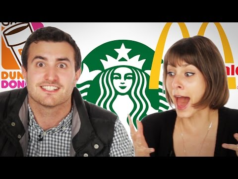Fast Food Coffee Taste Test