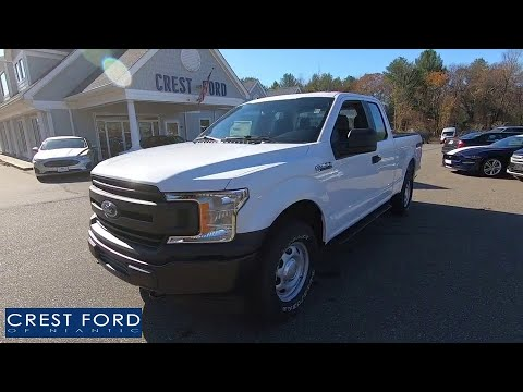 2019 Ford F-150 Niantic, New London, Old Saybrook, Norwich, Middletown, CT 19F213