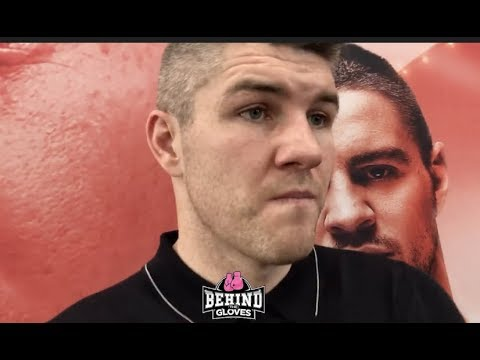 LIAM SMITH TELLS US WHAT EDDIE HEARN OFFERS OVER FRANK WARREN / KELL BROOK FIGHT & EGGINGTON