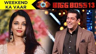 Salman Khan REMEMBERS Aishwarya Rai During Bigg Boss 13 Weekend Ka Vaar