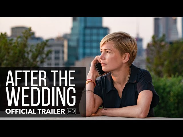 AFTER THE WEDDING Trailer Mongrel Media