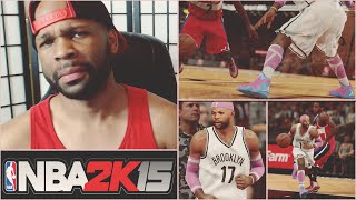 NBA 2K15 PS4 My Career - Attribute, Badges, and Animation Update