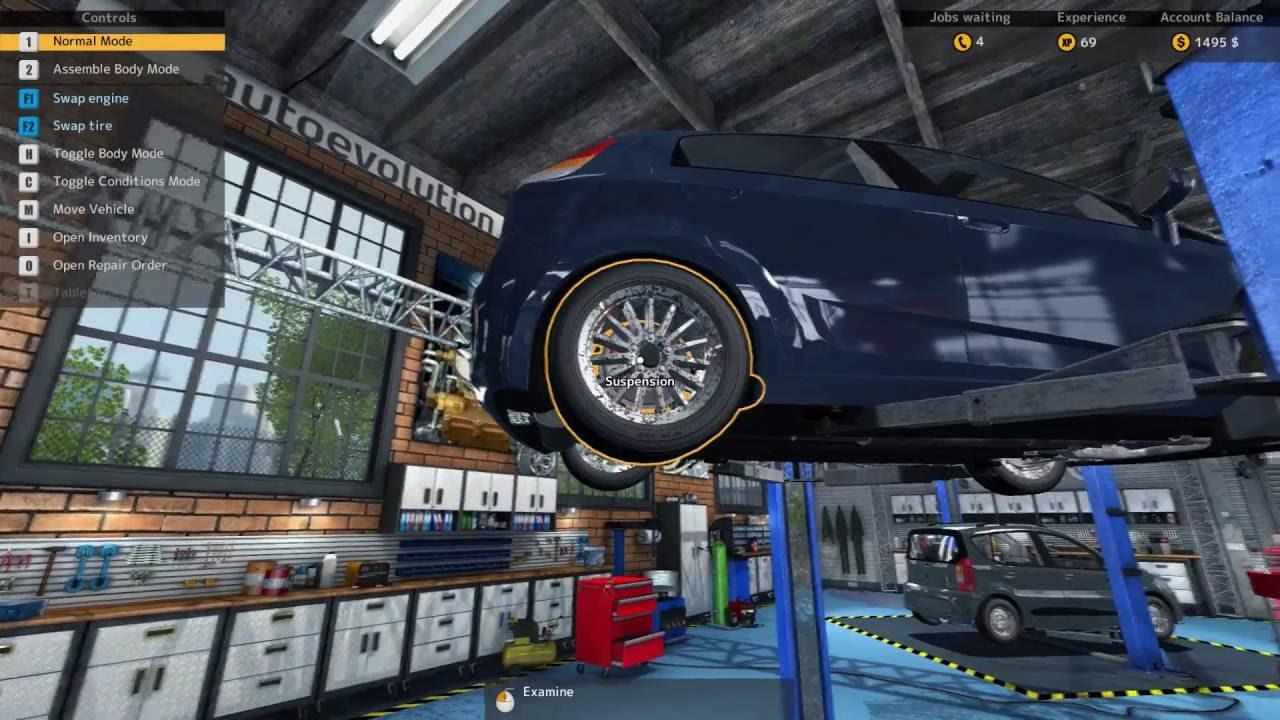 cms 2015 car mechanic simulator 2015 quick start beginners guide rh youtube com Mechanic Guide Meme Mechanical Skills