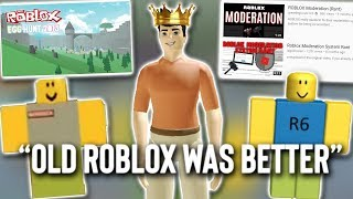 Old Roblox Was Better