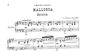 Mallorca Op. 202 (barcarola) - Albéniz