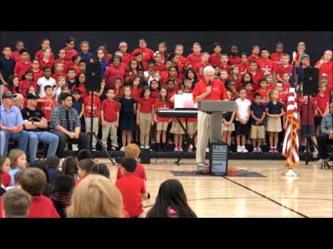 2016 Leading Edge Academy Maricopa Veterans Day