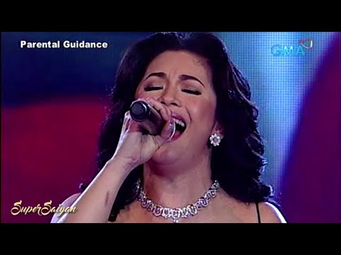 [HD] WARRIOR IS A CHILD - Regine Velasquez (Best Version)
