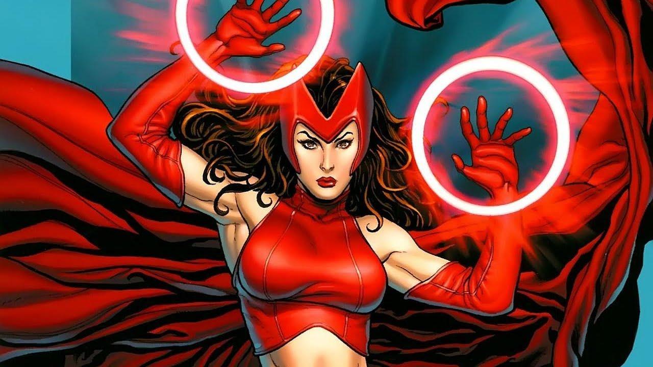 Marvel алая ведьма