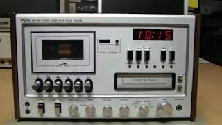 The 1970s in a Box: IMA PS 2500 Radio/Cassette/8-Track Entertainment System