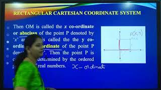 I PUC | Basic maths | Co-ordinate geometry-01