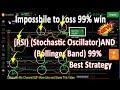Stochastic 5M Method Real IQ Option Tradings